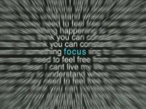 4 focus