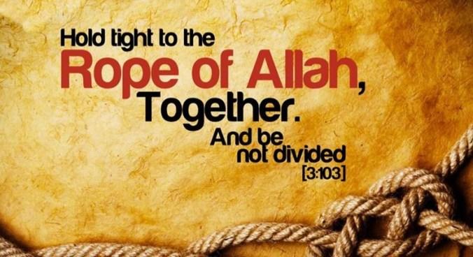 rope of allah