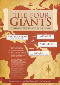 the four imams